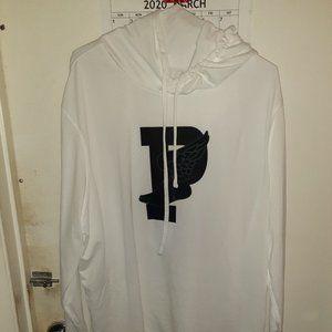 Polo RL P-Wing Stadium Hooded T-shirt XL